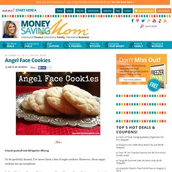 Angel Face Cookies