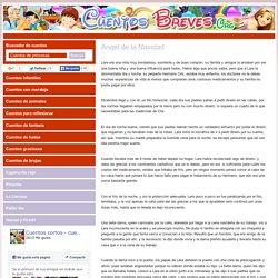 Ángel de la Navidad - CuentosBreves.org