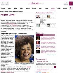 Angela Davis: biographie de Angela Davis