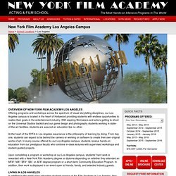 New York Film Academy - Los Angeles