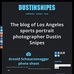 Dustin Snipes Blog