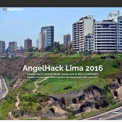 AngelHack Lima 2016 - AngelHack