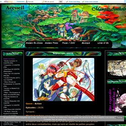Angelic Layers VOSTFR - Accueil