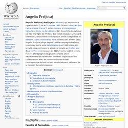 Angelin Preljocaj - Wikipédia