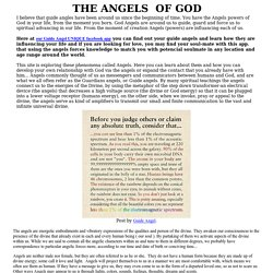 God's 72 angels names, guardian/guide angel name of GOD
