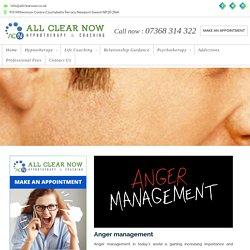 Anger management Newport