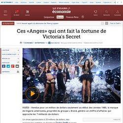 Ces «Anges» qui ont fait la fortune de Victoria's Secret