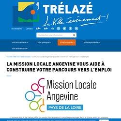 La Mission Locale Angevine vous aide à construire votre parcours vers l'emploi - Ville de Trélazé