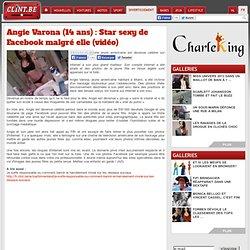 Angie Varona (14 ans) : Star sexy de Facebook malgré elle (vidéo)