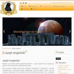 Język angielski - Merula - strona do nauki języka angielskiego
