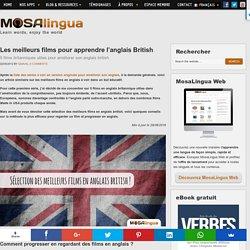 Films en anglais : une sélection pour apprendre l'anglais british