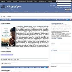 Anglais : Selma
