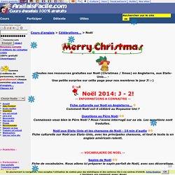 Noël en Angleterre, aux Etats-Unis... / Christmas / Xmas