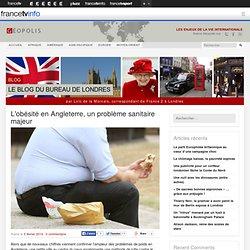 FRANCE TV INFO 05/02/14 L'obésité en Angleterre, un problème sanitaire majeur