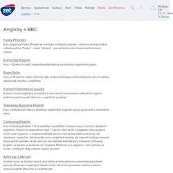 Anglicky s BBC - Zet.cz