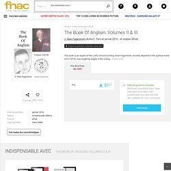 The Book Of Anglion: Volumes II & III - ePub - J. Dean Fagerstrom - Achat ebook
