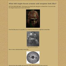 Anglo Saxon Armour