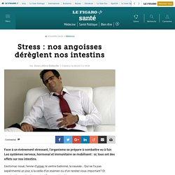 Stress : nos angoisses dérèglent nos intestins