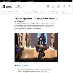 FIBD d'Angoulême : les éditeurs misent sur le printemps