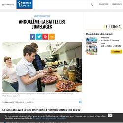 Angoulême: la battle des jumelages - Charente Libre.fr