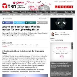 Angriff der Code-Krieger: Wie sich Hacker für den Cyberkrieg rüsten