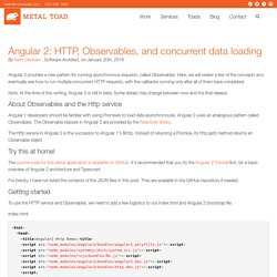 Angular 2: HTTP, Observables, and concurrent data loading