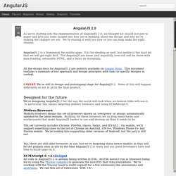 AngularJS 2.0