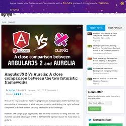 AngularJS 2 vs Aurelia