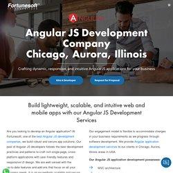 Top AngularJS Development Company