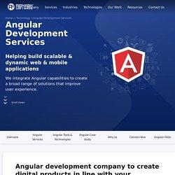 Reasons Enterprises Should Choose Angular in 2021