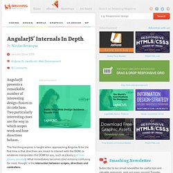 AngularJS' Internals In Depth