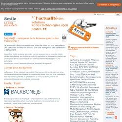 Blog AngularJS : vainqueur de la fameuse guerre des frameworks ?