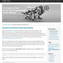 AngularUI and Select2 remote data loading