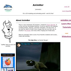 anim8or resources
