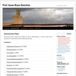 Prof. Isaac Buzo Sánchez