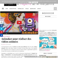 Animaker pour réaliser des vidéos animées