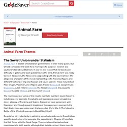 Animal Farm Themes