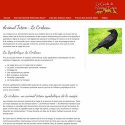 Le Corbeau, La Corneille