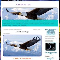 Animal Totem : l'Aigle