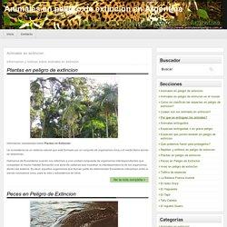 Animales en peligro de extincion en Argentina - Pagina2
