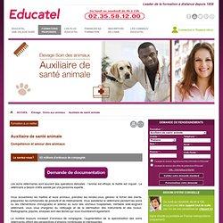 Auxiliaire de santé animale
