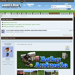 7.3] Baby Animals v1.7.5 [MOB][ML]