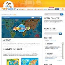 Animap - PetitsGeeks.fr
