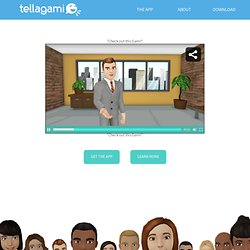 Animate Your Life | Tellagami