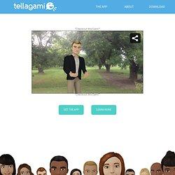 Tellagami (nur iphone)