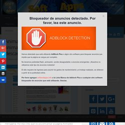 Animated Images: 150000 animaciones GIF gratis para descargar