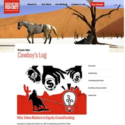 Animated Video and Graphic Creation Blogs - Animation Cowboy