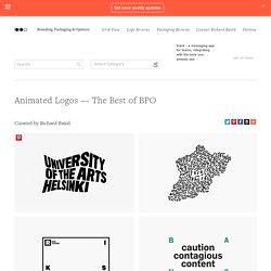 Animated Logo Design Inspiration — BP&O