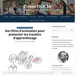 Des films d'animation pour présenter les troubles d'apprentissage