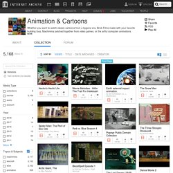 Animation & Cartoons : Free Movies : Free Download, Borrow and Streaming